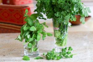 как хранить фрукты и овощи